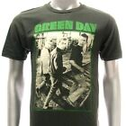 ASIA SIZE S M L XL Green Day T-shirt Billie Joe 21st Century Breakdown Many