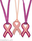 Breast Cancer Awareness Handmade Decorative Wooden Ribbons-£1 Donated to BCC