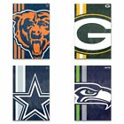 Choose Your NFL Football Team 2' x 3' Polyester Team Bold Logo Banner Flag