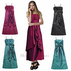 Maggie Tang Long Evening Party Cocktail Prom Bridesmaid Wedding Dress SZ 6-22