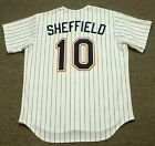 GARY SHEFFIELD San Diego Padres 1992 Majestic Cooperstown Home Baseball Jersey