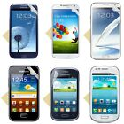 1/3/6/10/12x-New LCD Screen Protector Film Cover Guard For Models Samsung Galaxy