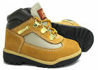 Timberland 6 Inch Field Toddlers Juniors Boots Wheat Leather (15845/15945 D39)