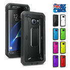 Samsung S8 Plus S7 edge Case Heavy Duty Protective Tough Armor Shockproof Cover