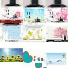 Newest Sticker Wallpaper Waterproof & Oilproof For Kitchen Wall Decoration--Z