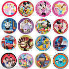 "Disney Children's Cartoon Birthday Party Supplies 9"" Disposable Paper Plates"