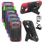 Phone Case For ZTE Concord 2 II Rugged Hard Cover Stand Car Charger Screen Guard