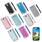 For Samsung Galaxy S4 SIV i9500 Luxury aluminum Ultra thin metal case cover skin