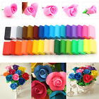 New 24/32 Colour Mixed Colour Oven Bake Polymer Clay Modelling Moulding