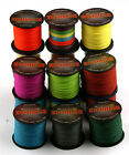 300M Multicolor 100%PE BRAID FISHING LINE ALL LB  Fishing  line