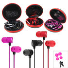 OVLENG MK-2 Wire Metal Stereo Phone Headset Earphones for Apple iPhone 5s 5 4s 4