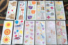 Creative Memories Studio Sticker Strip~U Choose~Spring~Summer~Winter & Whimsical