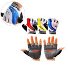 Gel Fitness Weight Lifting Body Building Gym Exercise Workout Training Gloves