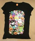 Halloween Spooky Cuties Youth Girls Short-Sleeve T-shirt SIZES XSmall - Large