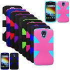 Phone Case For LG Volt 4G LTE Dual-Layered Dynamic Hard Cover LS740 Accessories