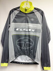 Elite Windoff Light CYCLING Jacket (Gray/Yellow) Made in Italy by GSG