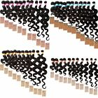 "10""-30""Body Wave HumanHair Malaysian/Peruvian/Indian/Brazilian Human Hair100g/pc"