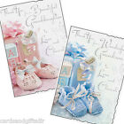 Thank You For Grandson or Granddaughter Greeting Card Birth Grandparents