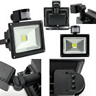 10W 20W 30W 50W PIR Motion Sensor Led Landscape Floodlight warm white Outdoor