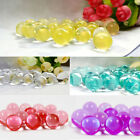 10 PACKS = 50g WATER AQUA CRYSTAL SOIL GEL BALL BEADS WEDDING VASE CENTERPIECE