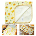 Handy Baby Changing Mat Washable Reusable Foldable Easy Carry Lovely Pattern