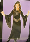 Girl's Totally Ghoul Sorceress Witch Outfit Halloween Costume Girl's Size Large