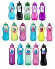 SISTEMA BOTTLES - Sports Squeeze Kids Water Twist n Sip - To Go Range BPA Free