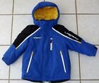 BOYS SIZE 4 or 5 6 ZeroXposure 3 in 1 System Jacket All Weather Blue Multi NWT
