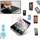 Screen Protector LCD Guard Film For Samsung iPhone LG HTC Various Models Phone