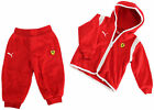 Puma Ferrari SF Fleece Suit Infants Baby (761240 01) R14