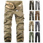 New Arrival High Quality Military Cargo Camo Army Trousers Work Pants For Men
