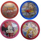 Disney Cars Mickey Mouse Minnie Mouse  Princess Touch Push Night Lights