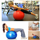 65CM Yoga Ball Anti Burst Gym Exercise Maternity Pregnancy Swiss Birthing + Pump