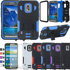 Rugged Hybrid Armor Tuff Case Impact Cover For Samsung Galaxy S5 Active G870