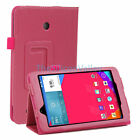 """For LG G Pad 7 7.0"""" V400 V410 Case Flip PU Leather Folio Fit Cover Stand Tablet"""