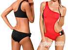 Sexy Women's New Bikini Set Push-up Padded Bra Swimsuit Bathing Suit Swimwear