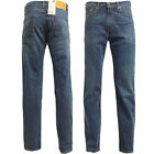 Levi's Jeans 751 Straight Fit Levi Strauss Denim Trouser Jean Brother Blue