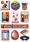 POSTMAN PAT Birthday PARTY RANGE (Tableware Balloons & Decorations)