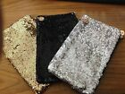 Sparkly Crystal Clutch Evening Bag Wedding Bridesmaid Fashion Handbag Glitter
