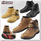 Icon Superduty 4  Motorcycle Cruiser Street Riding Boot