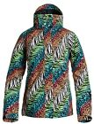 ROXY JETTY Snowboard / Ski / Winter / Jacke 2014 bright rose rebel