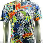 Minute Mirth T-Shirt Tattoo bmx Graffiti N100 Sz M L Skate Board Surf Hip Hop