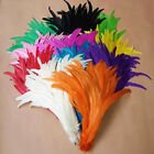 Wholesale 50-100pcs beautiful dyed rooster tail feathers 14-16 inch / 35-40cm