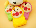 """PZ 3D Cute Cartoon Kobito dukan Silicone Rubber Case Cover For iphone6 4.7"""""""