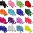2000 4000 6mm WEDDING DECORATION Scatter Crystals DIAMONDS ACRYLIC CONFETTI