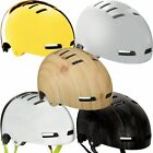 Lazer Street Deluxe Urban BMX Scooter Skate Road Commuter Bike Safety helmet