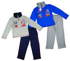 Boy's Disney Pixar CARS Lightning McQueen & Mack Tracksuit 3-8 yrs NEW