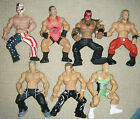 Action Figure Wrestling WWE Ring Giant Deluxe WWF TNA