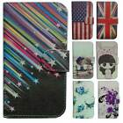 deluxe wallet cartoon cute case Cover For NOKIA