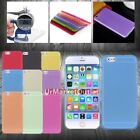 """0.3mm Thin Semi Transparent Soft Phone Case Cover for iPhone 6 4.7""""/6 Plus 5.5"""""""